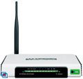 Router TP-LINK Wireless 3G 150Mbps, compatibil UMTS/HSPA/EVDO USB modem, 3G/WAN failover, 2.4GHz, 802.11n/g/b, TL-MR3220